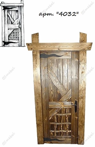 Фальш дверь как сделать